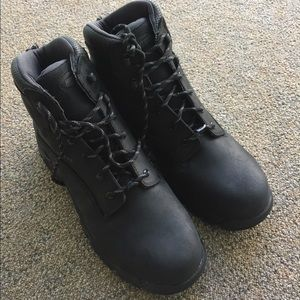 Other - HEAVY DUTY BLACK WORK BOOTS